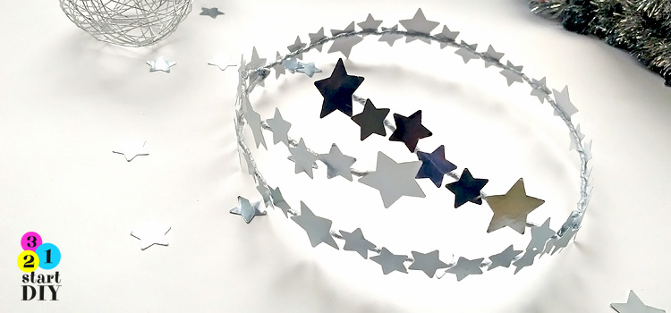 wianek z gwiazd