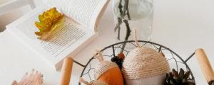 Dekoracyjne żołędzie – prosta jesienna ozdoba