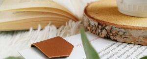 Magnetyczna zakładka do książki – gadżet książkowy diy