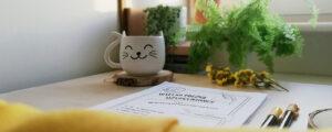Wielka Paczka Uzupełnianek – mój nowy projekt dla dzieci na Papierowej Uliczce